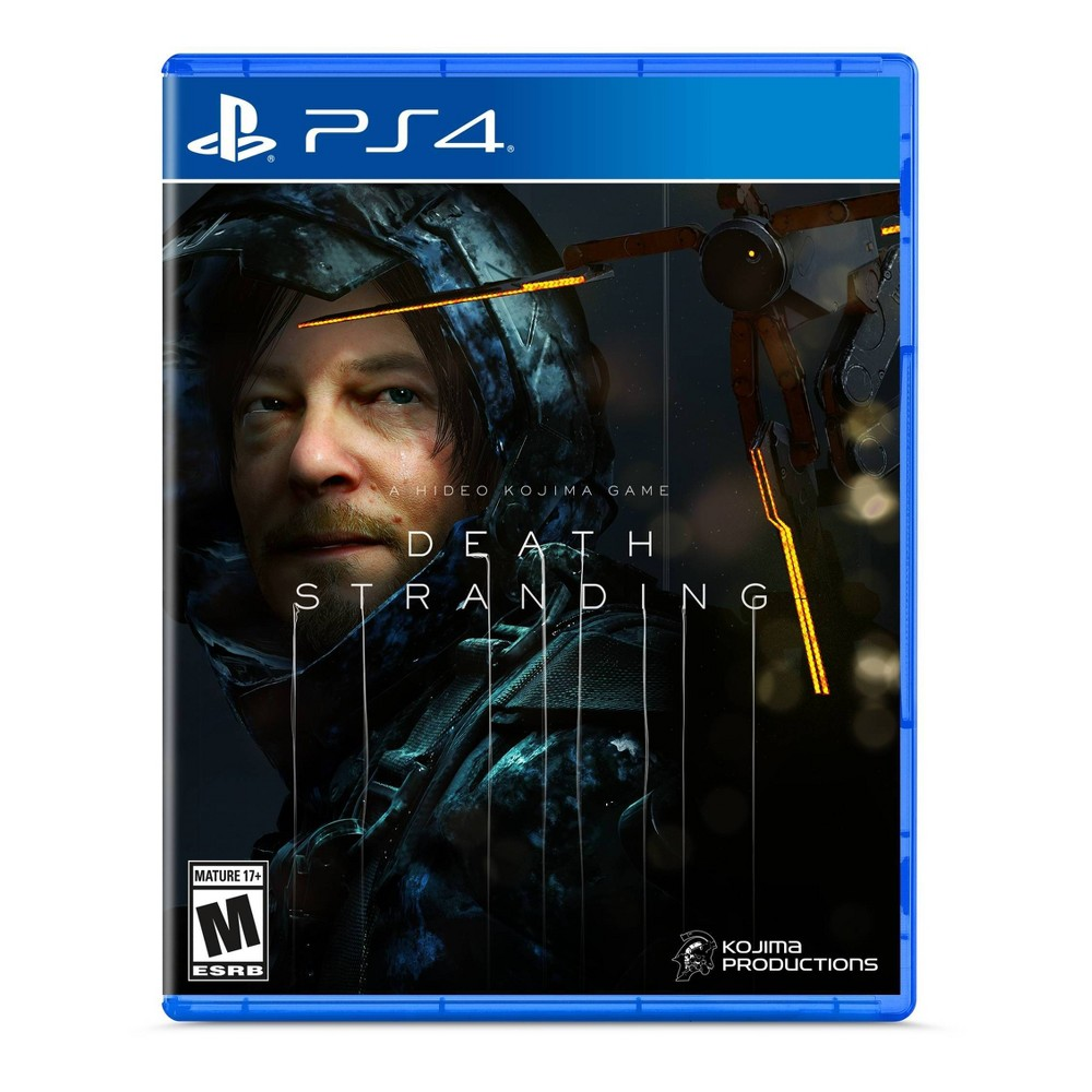 Death Stranding - PlayStation 4 was $49.99 now $29.99 (40.0% off)