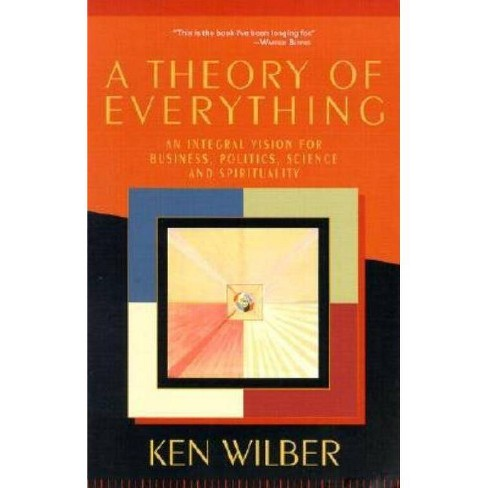 A Theory of Everything - by  Ken Wilber (Paperback) - image 1 of 1