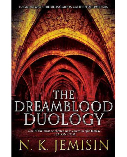 Dreamblood Duology : Includes: the Killing Moon / the Shadowed Sun (Paperback) (N. K. Jemisin) - image 1 of 1