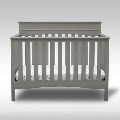 Delta Children Skylar 4-in-1 Convertible Crib, Greenguard Gold Certified