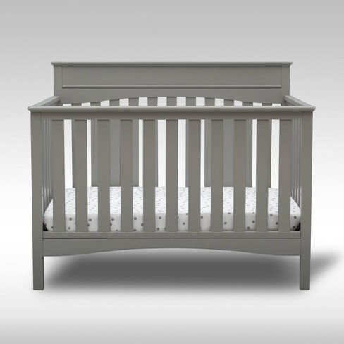 Delta Children Skylar 4-in-1 Convertible Crib, Greenguard Gold Certified - image 1 of 4