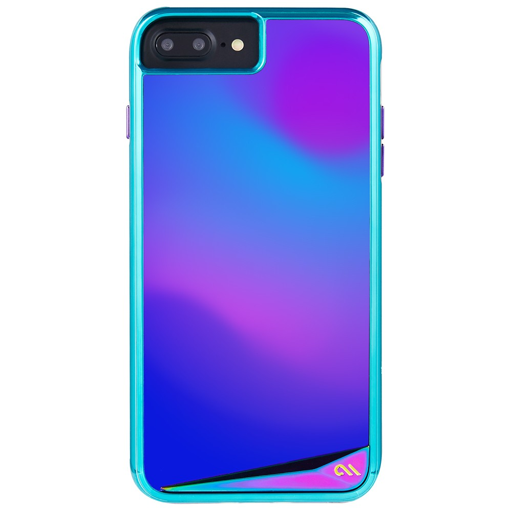 Case-Mate Apple iPhone 8 Plus/7 Plus/6s Plus/6 Plus Case - Mood, Purple Blue