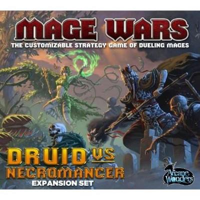 Druid vs. Necromancer Expansion Set Board Game