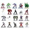 """Jada Toys Nano Metalfigs Marvel Die-Cast Figures 1.65"""" 20-Pack - image 2 of 4"""
