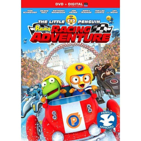 The Little Penguin: Pororo's Racing Adventure (DVD) - image 1 of 1