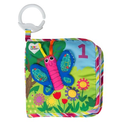 Lamaze Soft Animal Counting Book