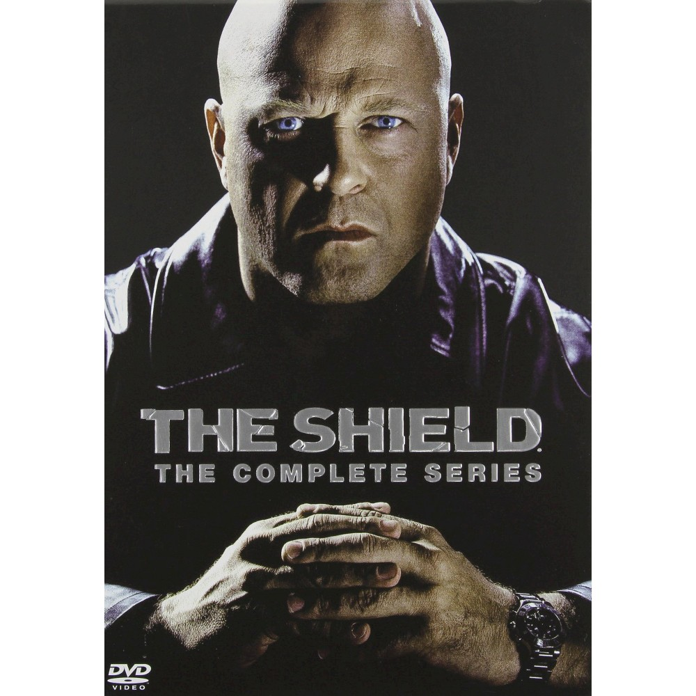 Shield: The Complete Series (Dvd)