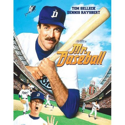 Mr. Baseball (Blu-ray)(2019)