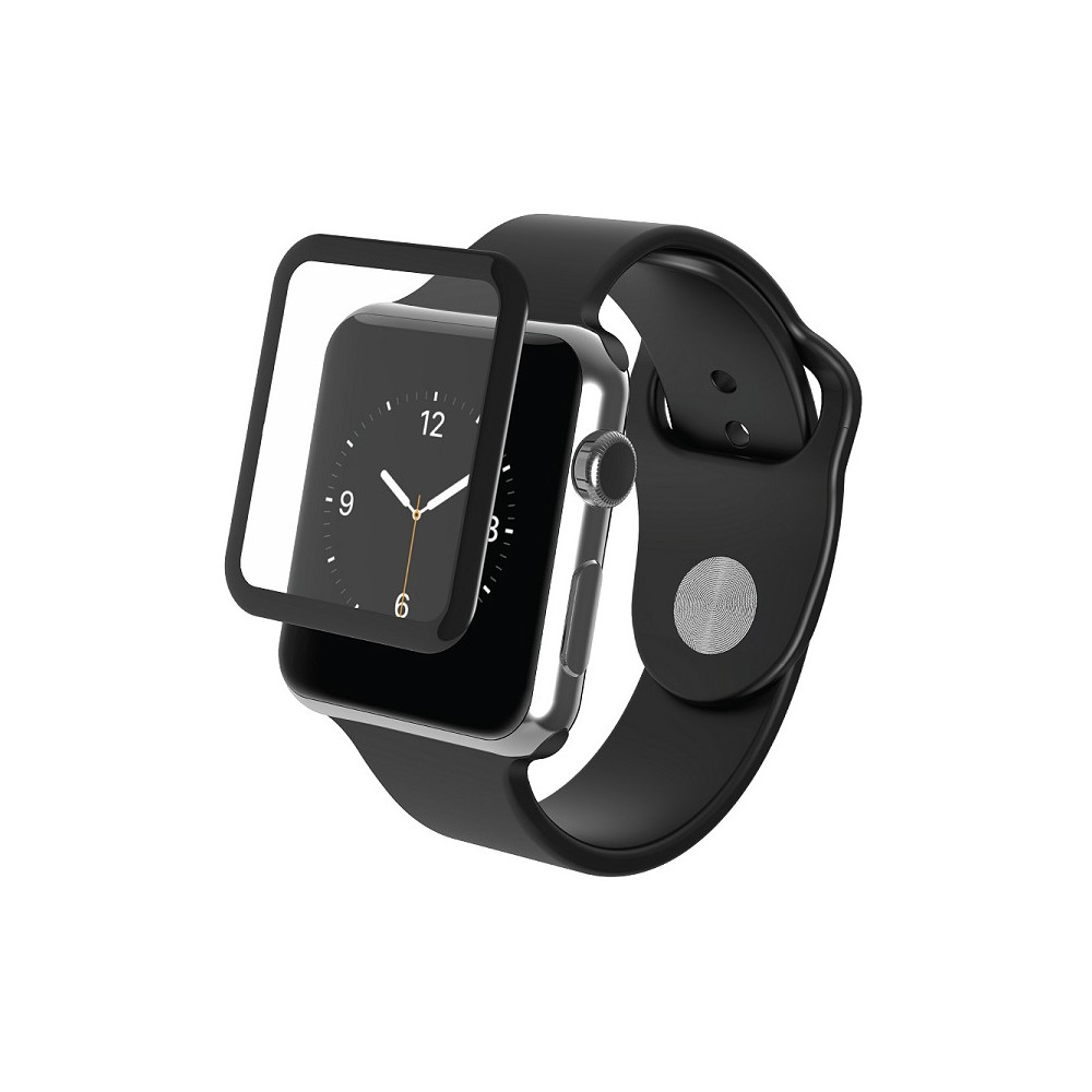 ZAGG Apple Watch Series 3 42mm Glass Screen Protection - Black