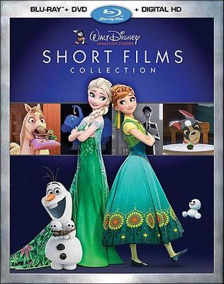 Walt Disney Animation Studios Short Films Collection (Blu-ray + DVD + Digital)