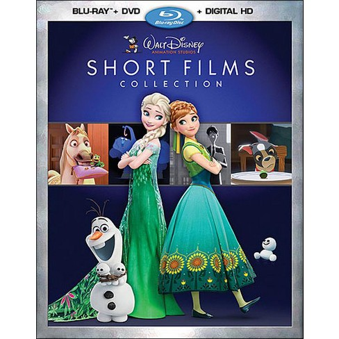 Walt Disney Animation Studios Short Films Collection [Blu