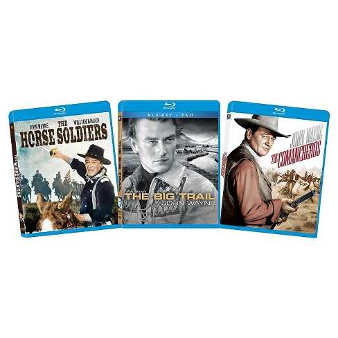 John Wayne Bd Bundle Movies - image 1 of 1