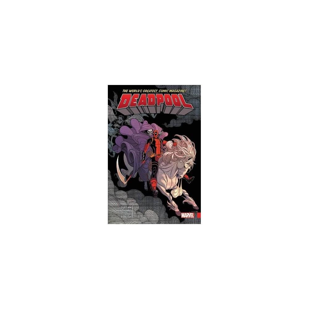 Deadpool World's Greatest 3 (Hardcover) (Gerry Duggan)