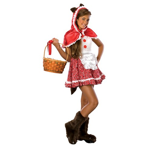 Women's Red Riding Hood Costume - Small - image 1 of 1