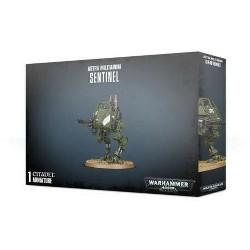 Warhammer 40k (40,000): Astra Militarum - Sentinel