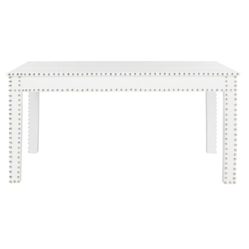 Melodi Coffee Table White - Safavieh® - image 1 of 4