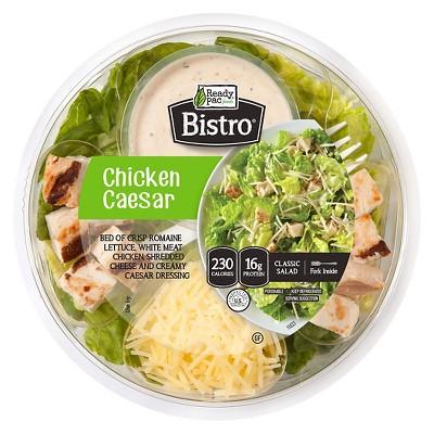 Ready Pac Bistro Chicken Caesar Salad Bowl - 6.25oz