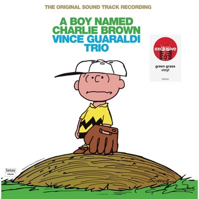 Vince Guaraldi Trio - A Boy Named Charlie Brown (Target Exclusive, Vinyl)