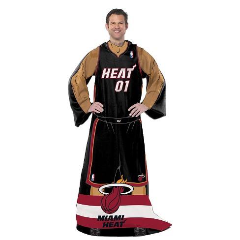 "Miami Heat Northwest 50 x 70"" Uniform Comfy Throw - image 1 of 1"