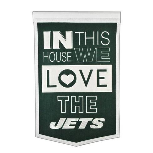 NFL New York Jets Home Banner - image 1 of 1
