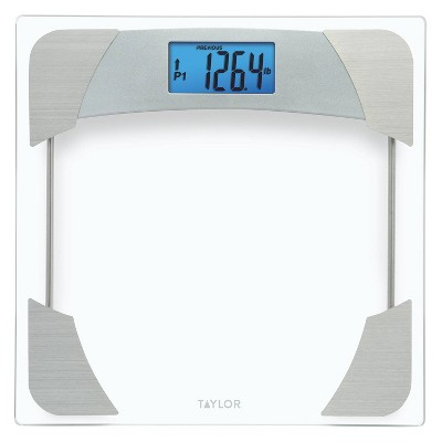 Glass Weight Tracker Scale - Taylor
