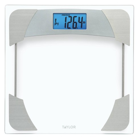 Bathroom Scale With Weight Tracker