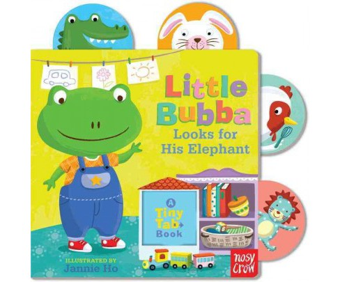 Little Bubba Looks for His Elephant (Hardcover) - image 1 of 1