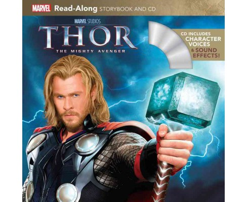 Thor the Mighty Avenger (Paperback) - image 1 of 1