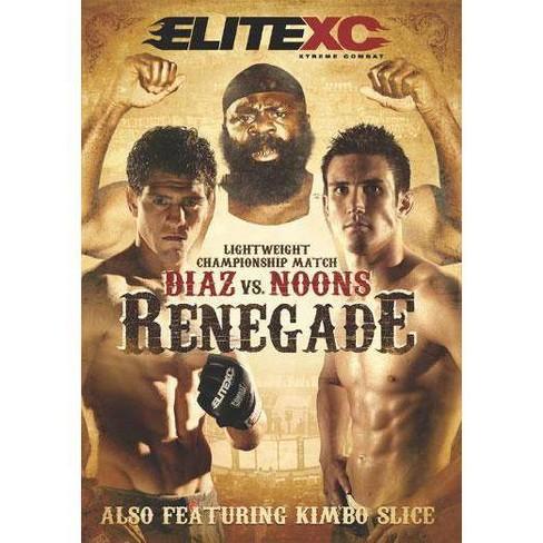 Elite XC: Renegade (DVD) - image 1 of 1