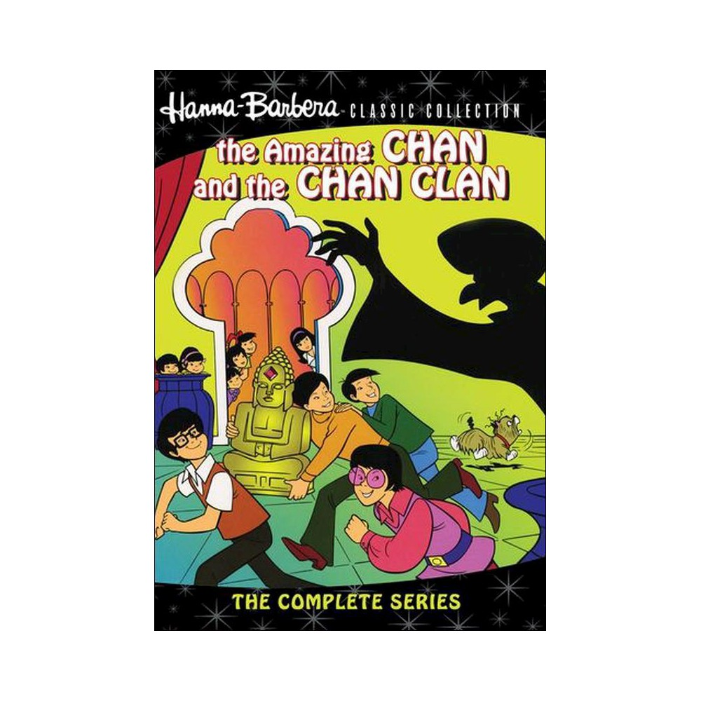 Amazing Chan And The Chan Clan (Dvd)