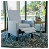 Dalton Fabric Recliner Club Chair - Christopher Knight Home - image 4 of 4