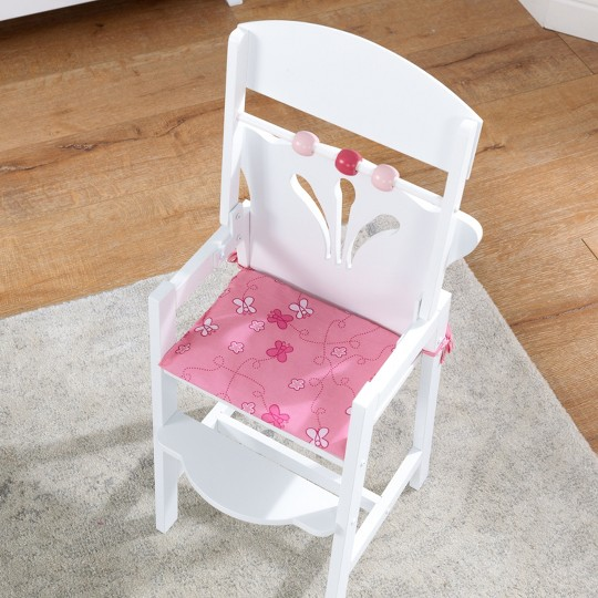 KidKraft Lil' Doll High Chair image number null