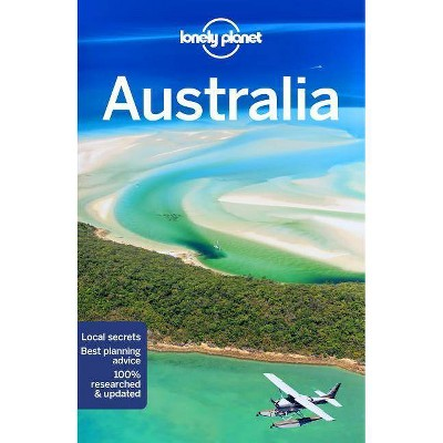 Lonely Planet Australia - (Country Guide) 20th Edition (Paperback)