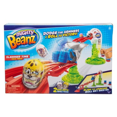 Mighty Beanz Slammer Time Race Track by Mighty Beanz