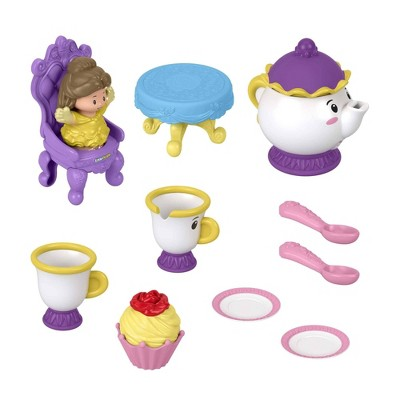 Fisher-Price Little People Disney Princess Time for Tea with Belle