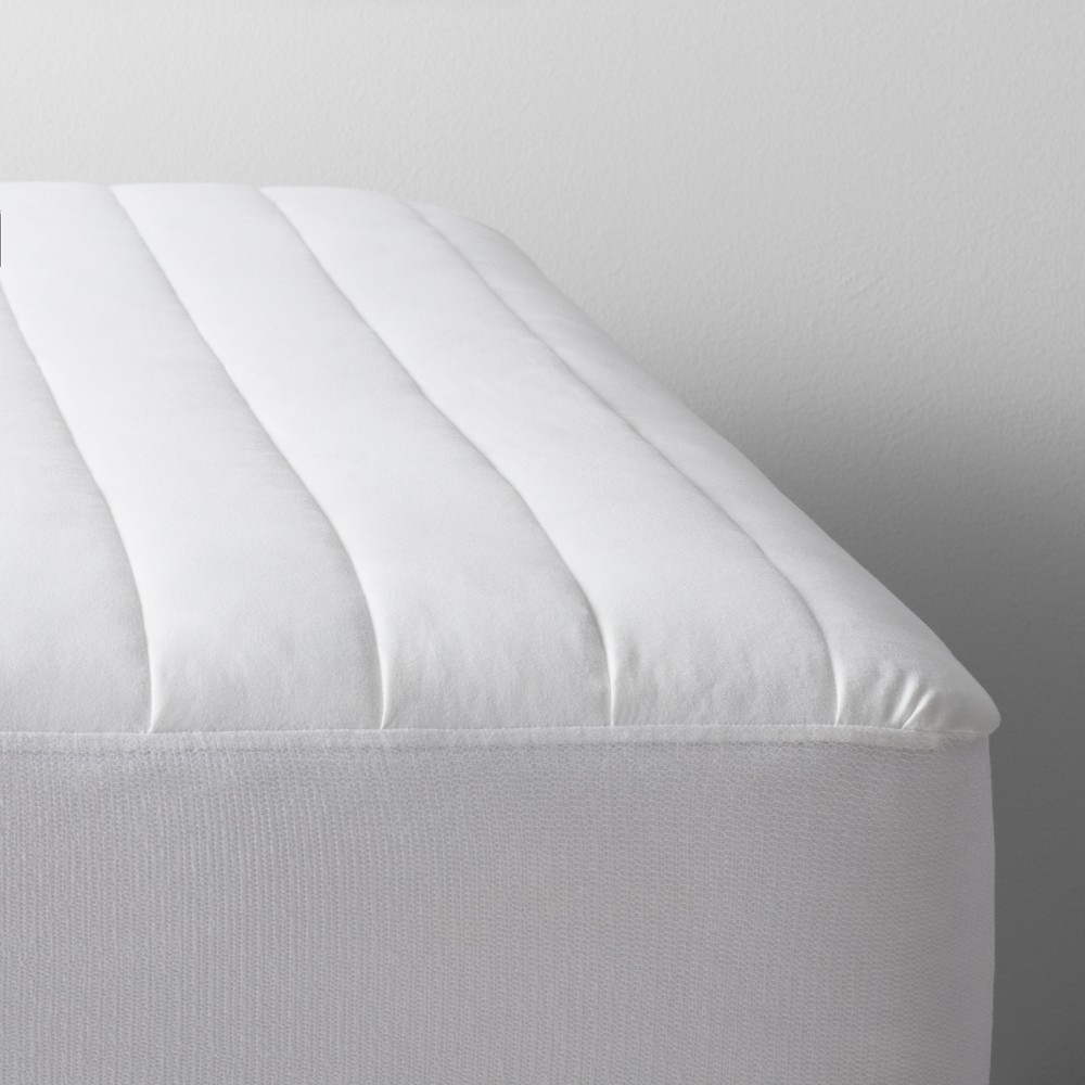 Comfort Mattress Pad Twin Extra Large White Made By Design 8482