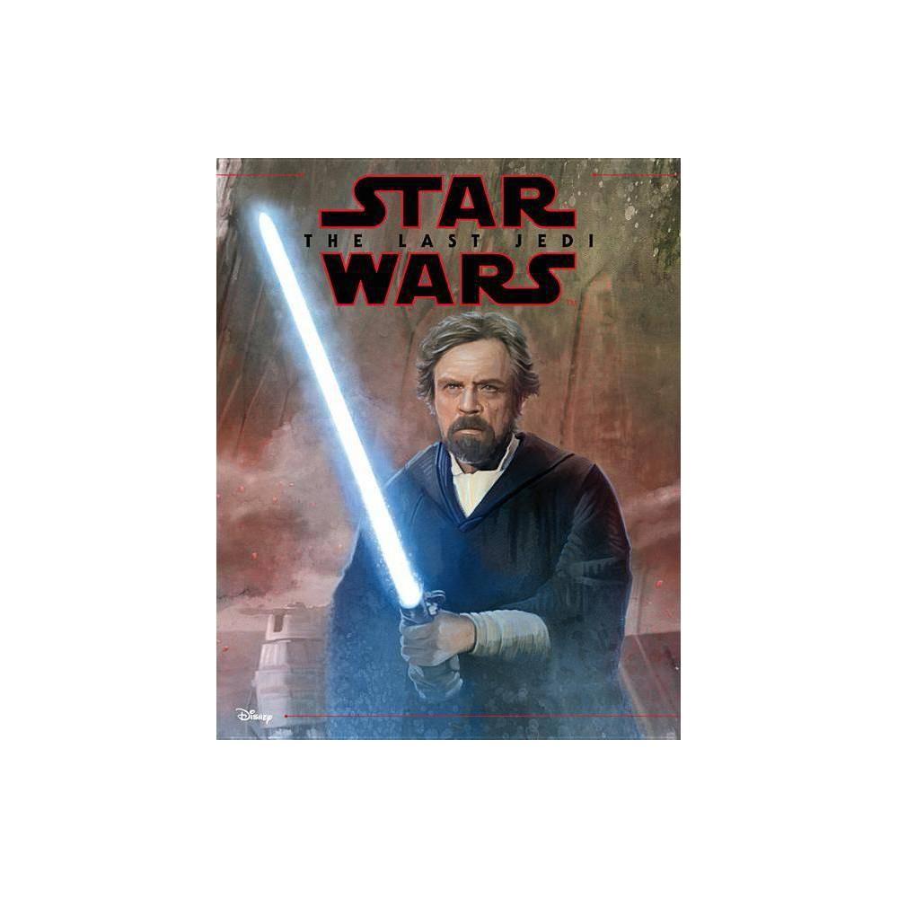 Star Wars The Last Jedi Movie Storybook By Elizabeth Schaefer Hardcover