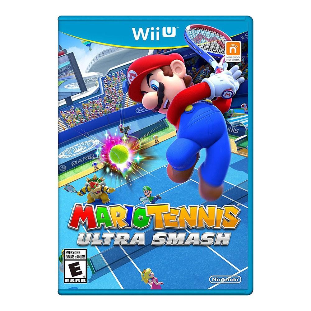 Mario Tennis: Ultra Smash - Nintendo WiiU (Digital)