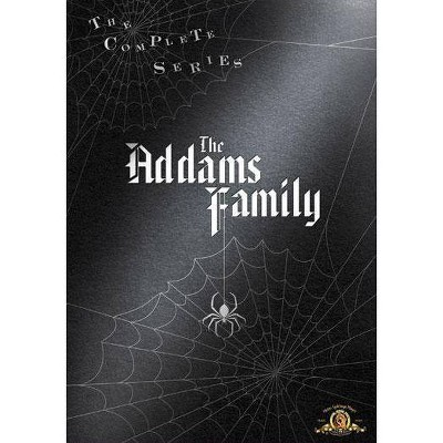Addams Family: The Complete Series (DVD)