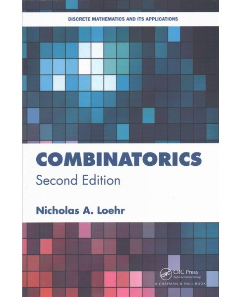 Combinatorics (Hardcover) (Nicholas A. Loehr) - image 1 of 1