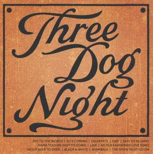 Three Dog Night - Icon (CD) - image 1 of 1