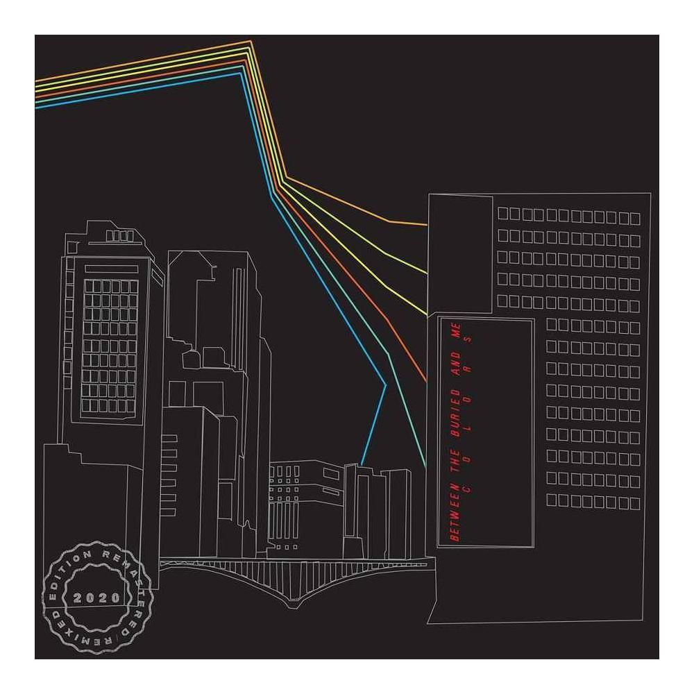 Between The Buried Me Colors 2 Lp 2020 Remix Remaster Vinyl