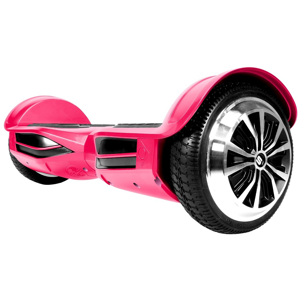 Swagtron Swagboard Elite Hoverboard - Pink