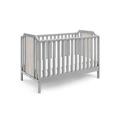 Suite Bebe Brees Island Crib - Gray/Graystone