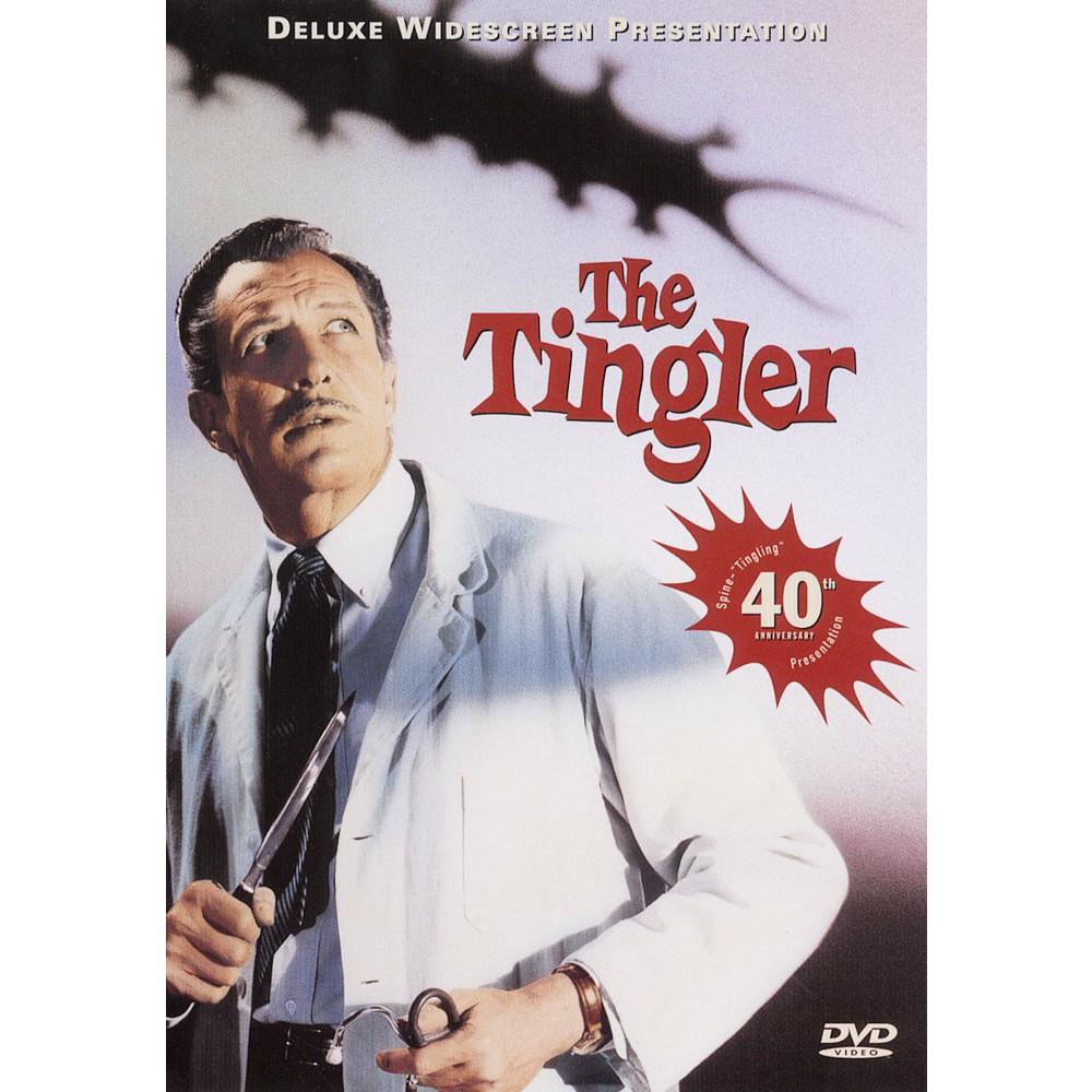 Tingler (Dvd), Movies