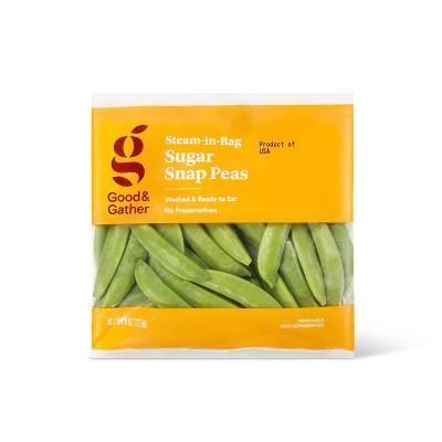 Sugar Snap Peas - 8oz - Good & Gather™