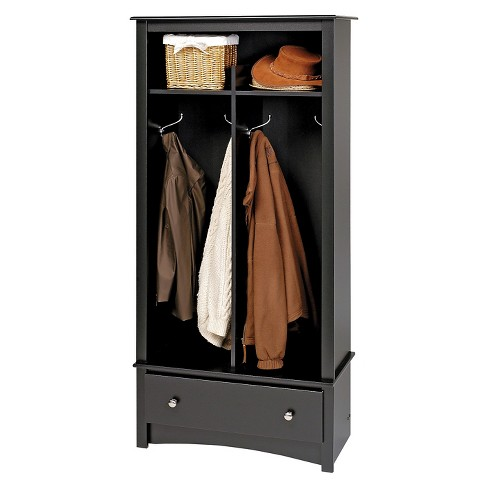 Entryway Organizer Black - Prepac - image 1 of 2