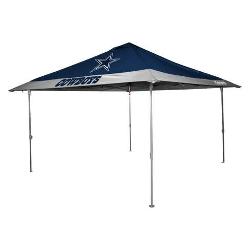 official photos 4692e 0111f NFL Dallas Cowboys Rawlings 10x10 Eaved Canopy