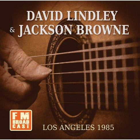 David Lindley - Los Angeles 1985 (CD) - image 1 of 1
