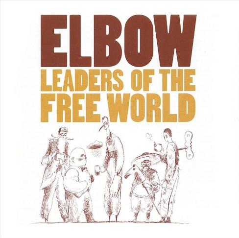 Elbow - Leaders of the free world (Vinyl) - image 1 of 1